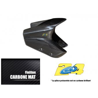 Yamaha T-Max 500 2008-2011 Garde Boue Avant Carbone 2A4 Performance Brillant