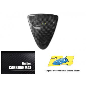 Yamaha T-Max 500 2008-2011 Cache Guidon Carbone 2A4 Performance Brillant