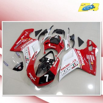 Ducati 1098 2007-2008 Carénage Complet ABS Banner 7