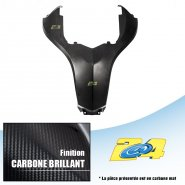 Cache Réservoir Carbone Brillant Can Am Spyder 2009-2013