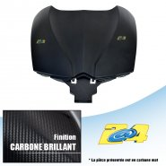 Capot Avant Carbone Brillant Can Am Spyder 2009-2013