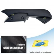 Protection Courroie Carbone Brillant Can Am Spyder 2009-2013