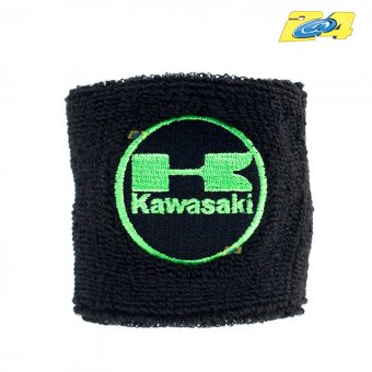 Protection de bocal de liquide de freins ou embrayage Kawasaki