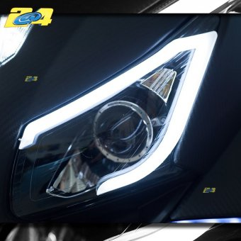 Daylight LED Blanc Bloc Optique Phare Yamaha T-Max 530 2012-2014