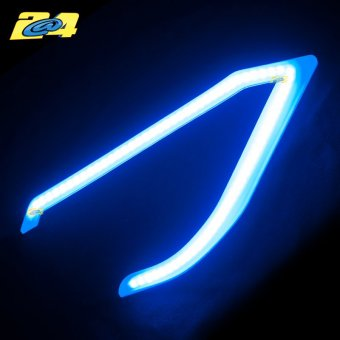 Daylight LED Bleu Bloc Optique Phare Yamaha T-Max 530 2012-2014