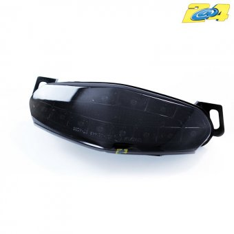 Kawasaki ER6 F 2009-2011 Feu Dark LED