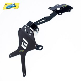 Support De Plaque Inclinable Yamaha MT-07 2014