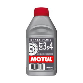 Motul DOT 3  DOT 4 500 ml