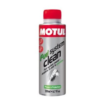 Fuel System Clean Moto 200ml