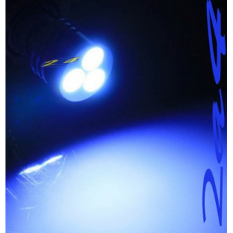 1 Ampoule 3W High Power Led Eclairage Blanc  - Type 1157