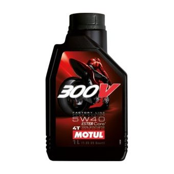 Motul 300V Factory Line Road Racing  5W40 1 Litre