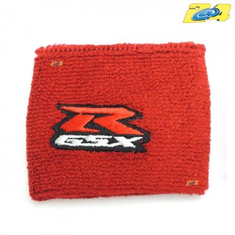 Protection Bocal Frein ou Embrayage Gsxr rouge