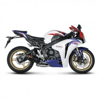 Silencieux Slip-On Carbone  CBR 1000 R ABS Akrapovic CBR 1000 R Abs 2009-2011