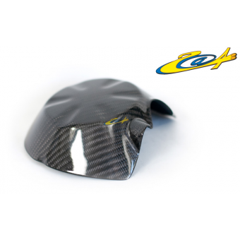 Cache Embrayage Carbone Z750 2007/2010