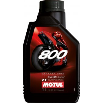 Motul 800 2T Factory Line Road Racing 1 Litre