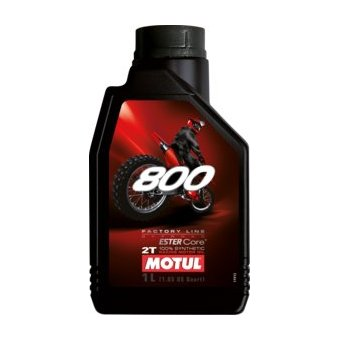 Motul 800 2T Factory Line Off Road 1 Litre