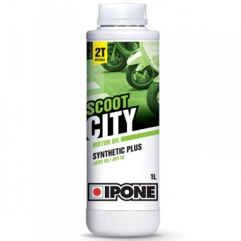 Ipone Scoot City (1 Litre)