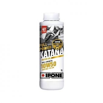 Ipone Full Power Katana 10W50 (1 litre)