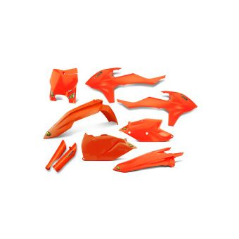 Kit Plastique Complet Orange KTM SXF 250 2016