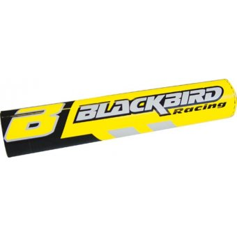 Mousse De Guidon Jaune Blackbird L245mm