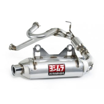 Ligne 3/4 Inox Yoshimura Usa Rs8 Can Am Commander 1000 2011-2013