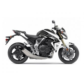 Kit Deco Up Maximize Honda Cb 1000 R Noir-Blanc