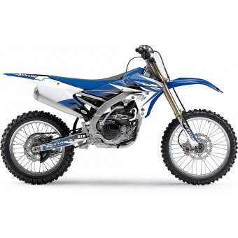 Yamaha Wr 250 F 2005-2006 Kit Déco Flu Designs Pro Team Series 2 Pts2