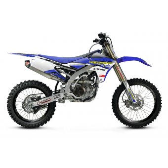 Yamaha Yz 450 F 2014-2016 Kit Déco Pro Circuit Monster