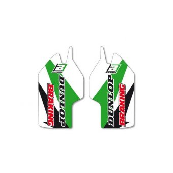 Kawasaki Kx 450 F 2009-2015 Kit Blackbird Protection Fourche