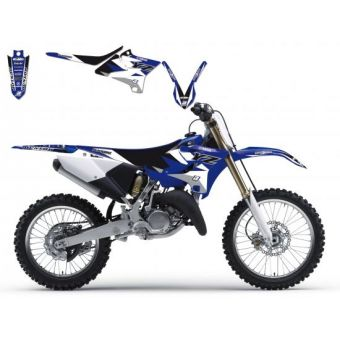 Yamaha Yz 250 2015-2017 Kit Déco + Housse Blackbird Dream 3