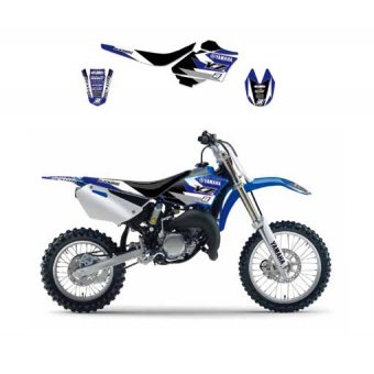 Yamaha Yz 80 1993-2001 Kit Déco Blackbird Dream 3