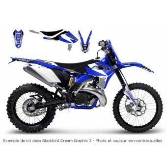 Ycf Start F88 S 2014-2017 Kit Déco Arma Energy Bleu
