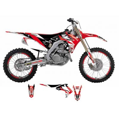 Honda Crf 250 2014-2017 Kit Déco + Housse Blackbird Dream 3