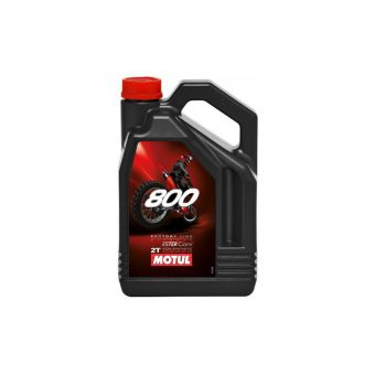 Motul 800 2T Factory Line Off Road 4 Litres