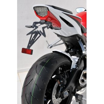 Support Plaque Ermax Cbr 1000 R 2012/2016 Rouge hrc/rouge Victory