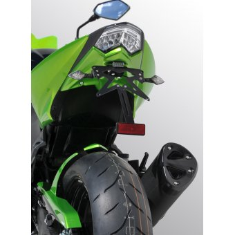 Support Plaque Ermax Z 750 R 2011/2012 Vert NacreCandy Lime Green