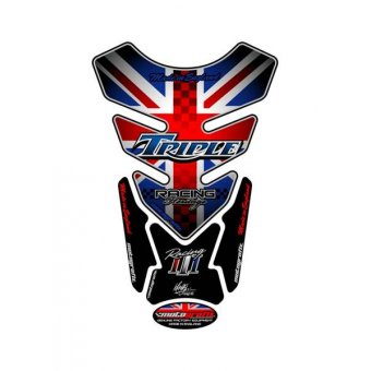 Triumph Universel - Protections de Réservoir 4 Parties Union Jack