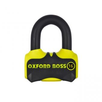 Antivol Oxford Bloque Disque Boss 16 16 mm