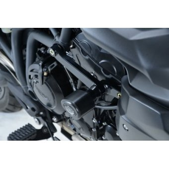 Triumph Tiger 800, Xc 2010-2015 Kits Tampons De Protection Rg Aero Style