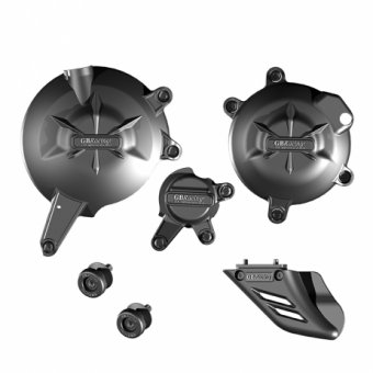 Kawasaki Versys 650 2007-2014 Kit Protection Complet Gb Racing