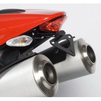 Ducati Monster 696 2008-2015 Support de Plaque RG