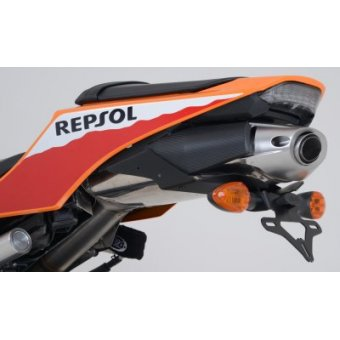 Honda Cbr 600 R / Abs 2013-2017 Support de Plaque RG
