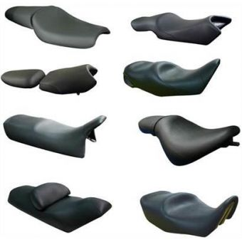Housse Selle Rénovation Big Max Noir 1999