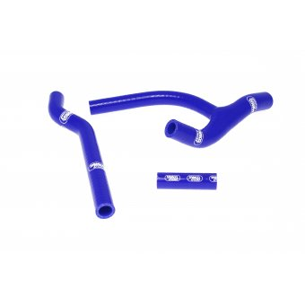 Husaberg Fe 570 2009-2012 Durite de Radiateur Samco Bleu 3 Durites Connection en Y