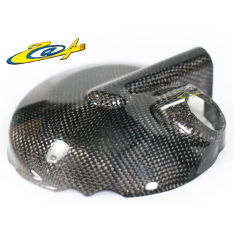 PROMO ZX10 R 2008-2010 Cache Carter Embrayage Carbone kevlar