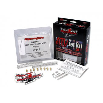 Yamaha Yfm 350 Grizzly 2007-2011 Kit Carburation Stage 1 Dynojet