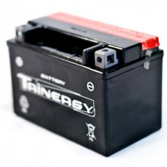 Pgo Gmax 50 2008-2010 Batterie Trinergy YTX7A-BS