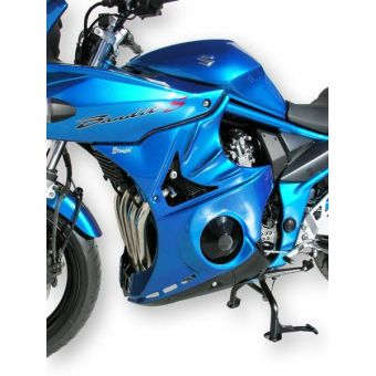 Flancs Carenage Ermax Bandit 1200 2006 Bleu Marine Metal ykz