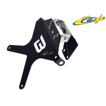 Support De Plaque Inclinable Ducati Multistrada 1200 2011-2014