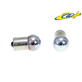 2 Ampoules G18 Chrome 10W